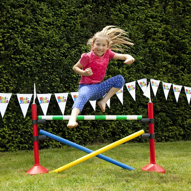 Spring has arrived - get jumping today.  www.mini-jumps.co.uk