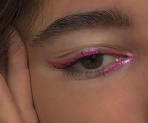 Image about pink in E Y E  M A K E U P ✨ by CC🖤