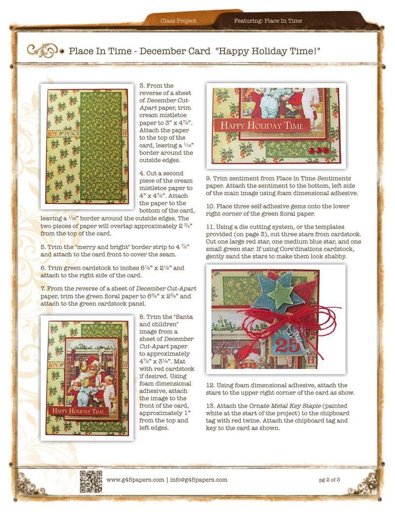 Placeintime deccard also   kaisercraft christmas pinterest rh