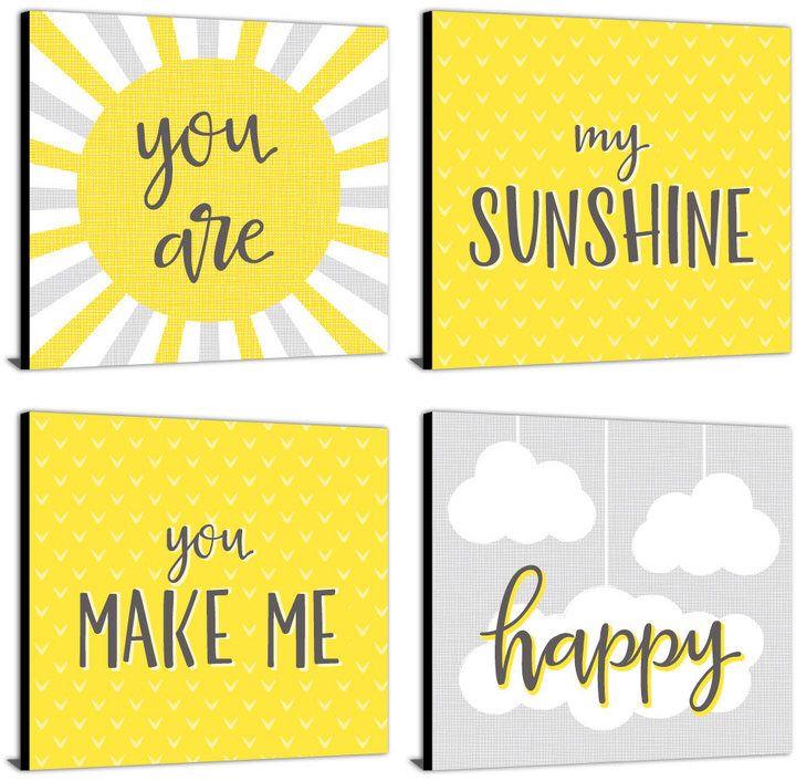 Etsy You Are My Sunshine - Kids Room, Nursery & Home Décor - 11\