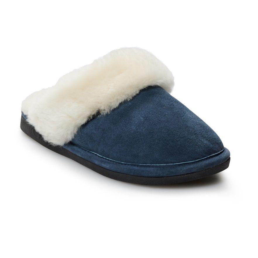Old Friend Footwear Scuff Women S Slippers In 2020 Womens Slippers Slippers Footwear
