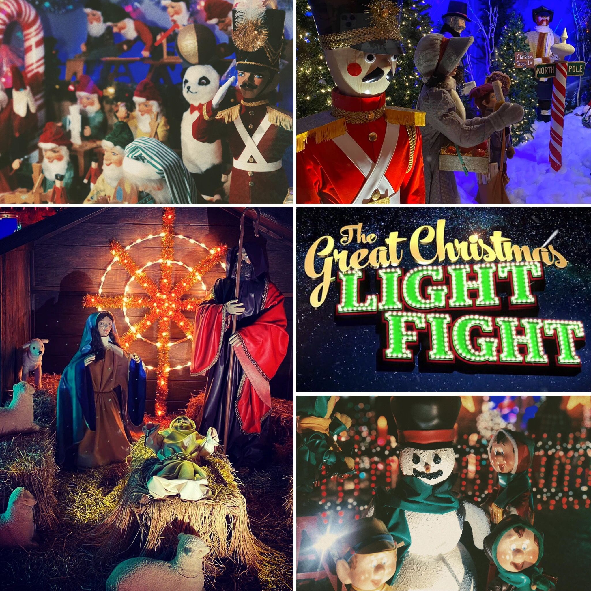When Does The Christmas Light Fight Start 2020 Watch Ben Sumner of Jenks Oklahoma on The Great Christmas Light