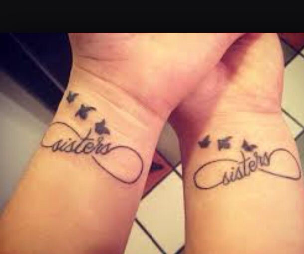 Brother Infinity Sister Friendship Tattoos Pictures Www