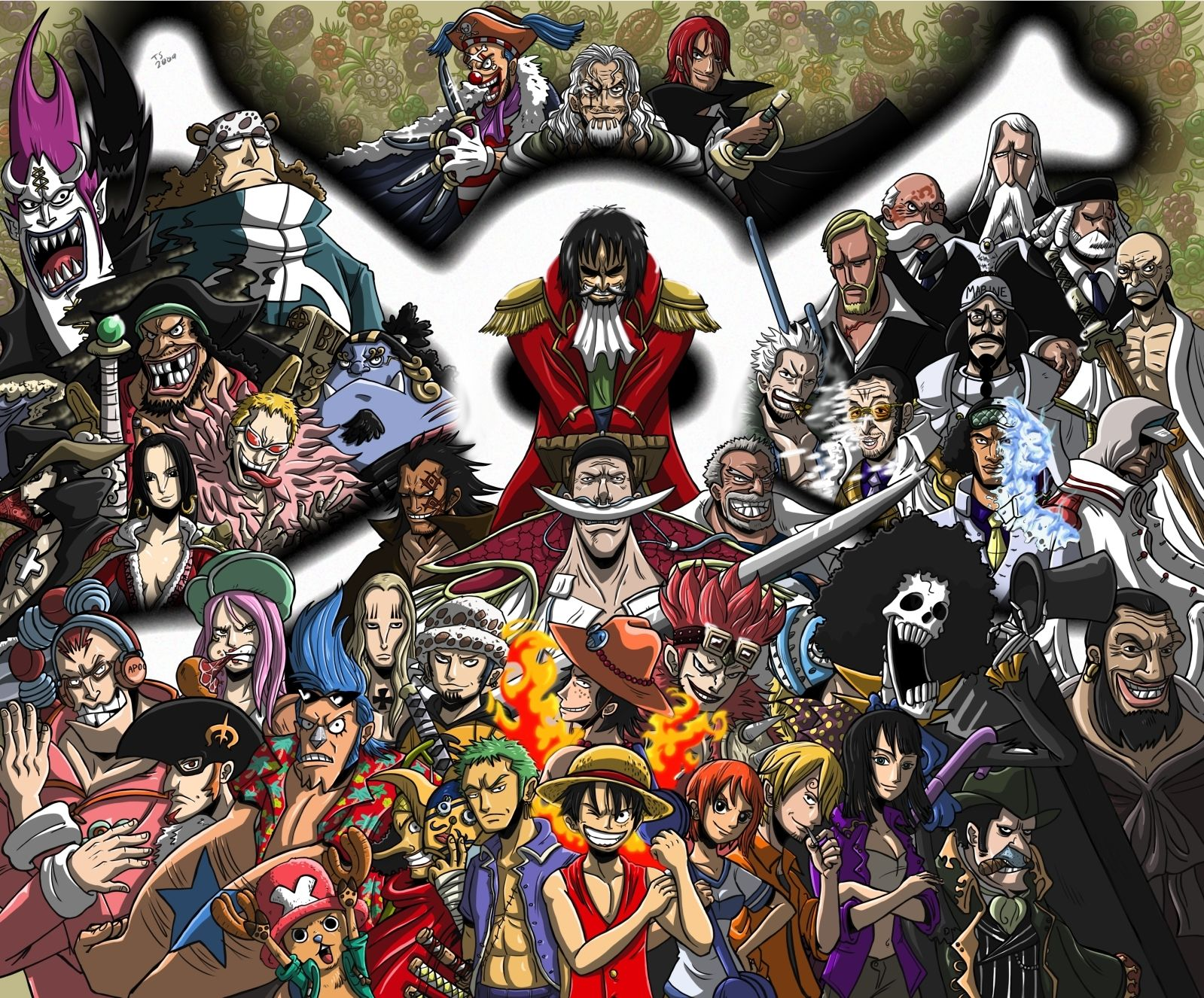 One Piece Photo One Piece All Characters One Piece Photos One Piece All Characters One Piece Anime