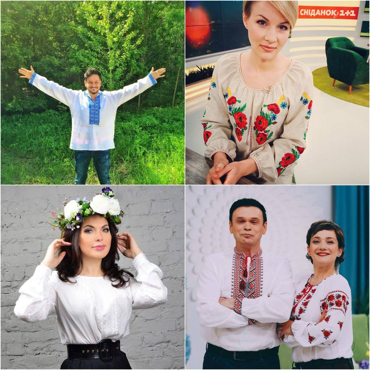 З ДНЕМ ВИШИВАНКИ! - Folk Ukraine - міжнародний етнокультурний проект