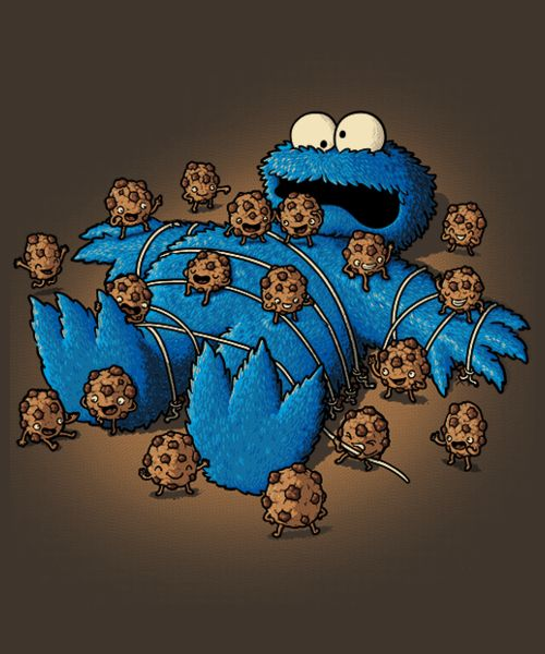 6b5067213f66 Gulliver Cookie Monster | Pop Culture in 2019 | Cookie monster t ...