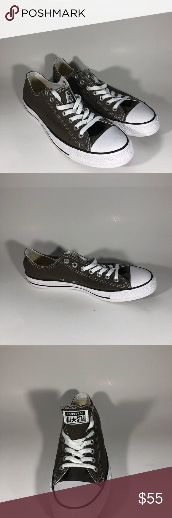 0aebe578b143 Converse Chuck Taylor All Star OX Converse Chuck Taylor All Star OX Metallic  Herbal 153182F Unisex