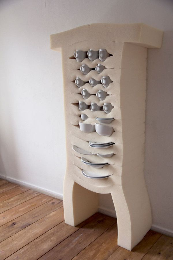 Soft Cabinets by Studio Dewi van de Klomp