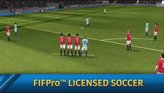 Dream League Soccer 2020 7 42 Apk Final Obb Data Mod Unlimited Money Android Free Mobile Free Download On Apkmod1 Com Ne In 2020 Soccer League Football Games
