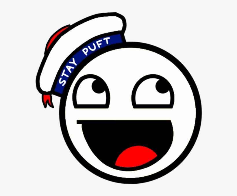 Download Stay Puft Smiley Awesome Face Epic Smiley Know Your Awesome Smiley Face Png For Free Nicepng Provides Large Related Hd Smiley Stay Puft Smiley Face