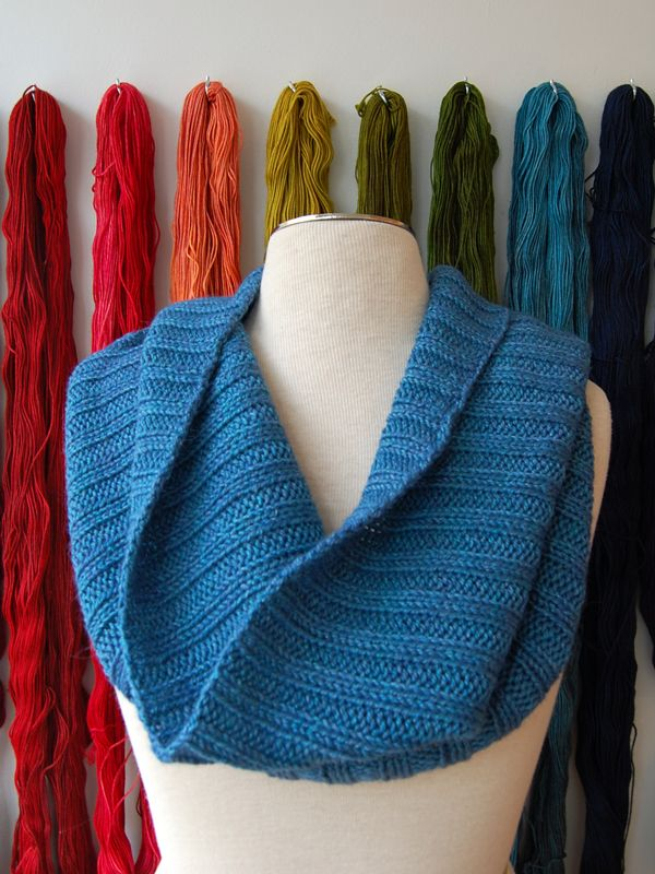 Canopy Ribbed Cowl