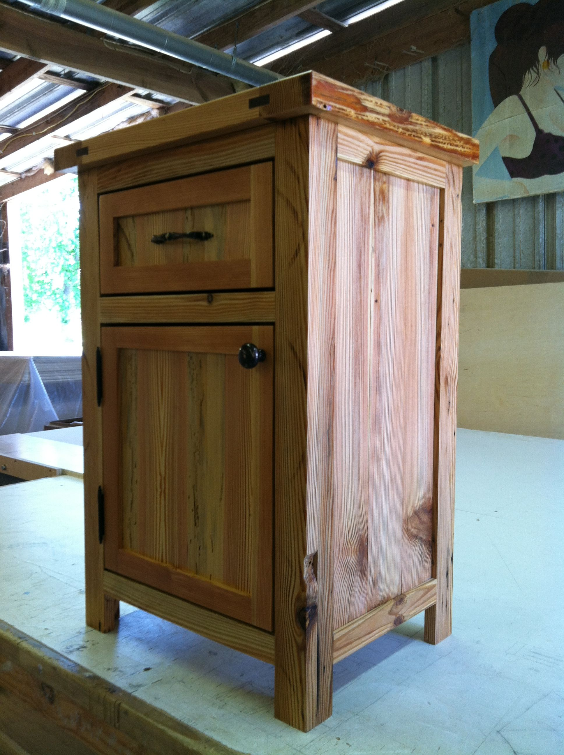 Heart, wood cabinets and pine on pinterest