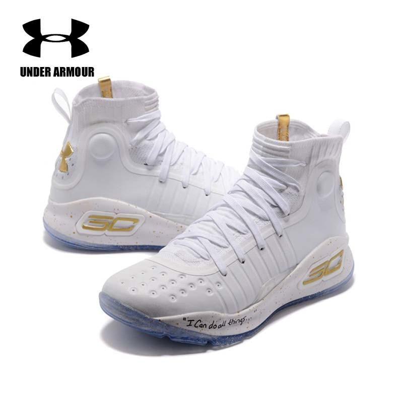 Under Armour Men Curry 4 Basketball