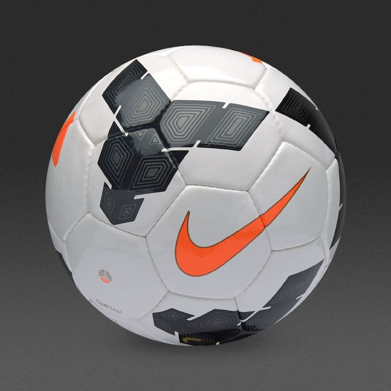 Ballon Nike Club Team BallonNoirOrange | le foot