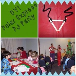 Host an unforgettable Polar Express pajama party with ...