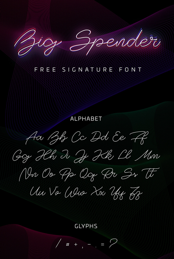 Download 20 Super Free Fonts for Graphic Designers | Free font ...