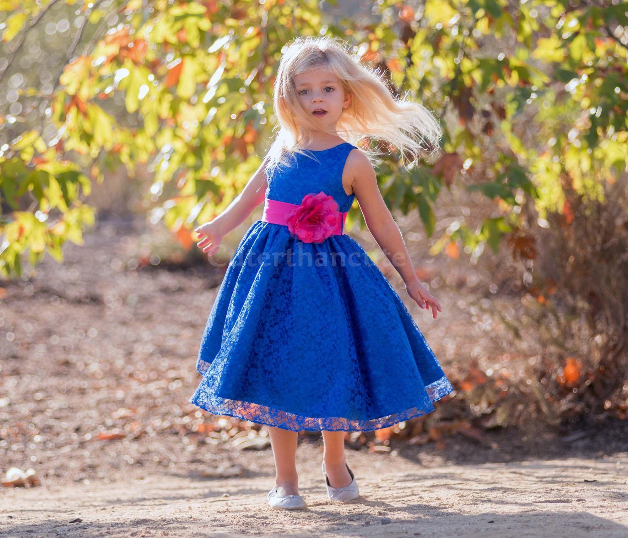 16++ Royal blue toddler dress ideas info