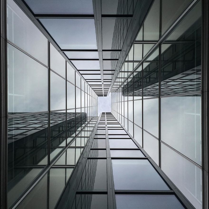 Abstract Architecture Photography By Dirk Bakker #inspiration #photography
