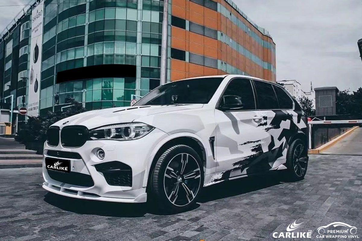 Cl Ca Camouflage Car Wrap Vinyl For Bmw Sino Vinyl In 2020 Car Wrap Bmw Camo Car