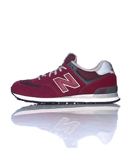 info for b6f40 cd2ad NEW BALANCE Running shoe NEW BALANCE logo on heel strike in reflector
