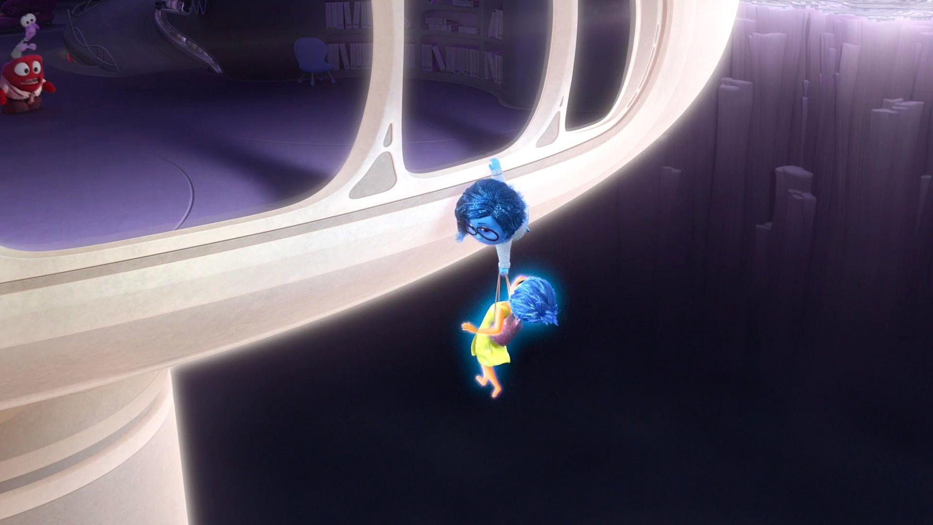 Inside Out (2015) - Disney Screencaps