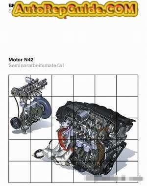 download free bmw n42 n62 valvetronic a5s440z repair manual rh pinterest com bmw n62 workshop manual BMW N62 Common Oil Leaks