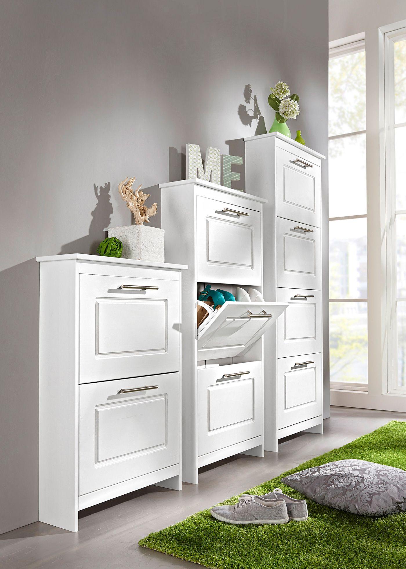 Scarpiera lukas a 3 ante bpc living arredamento casa for Scarpiera design ingresso