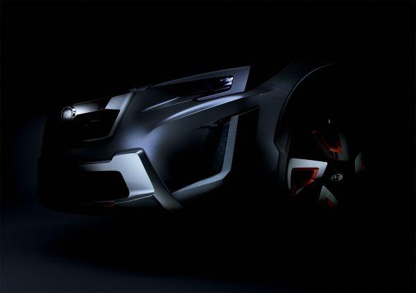 autothrill: Subaru XV Concept a Ginevra