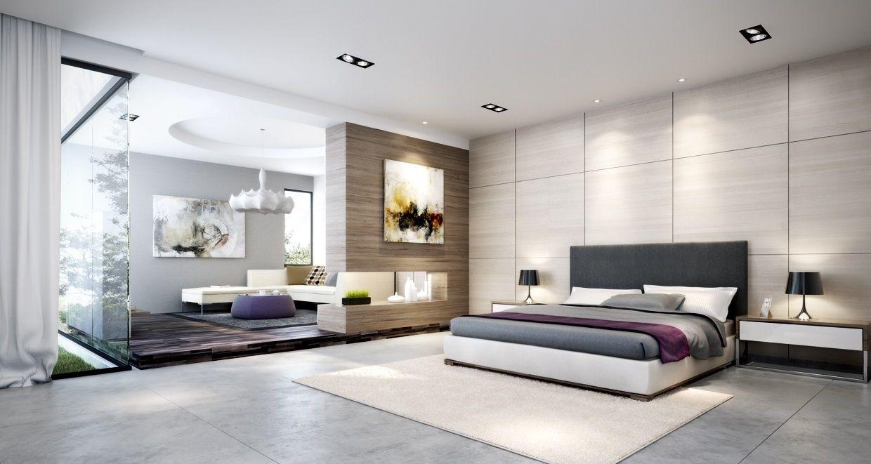 Concrete Floor Bedroom Modern Master Bedroom Contemporary Bedroom Design Contemporary Bedroom