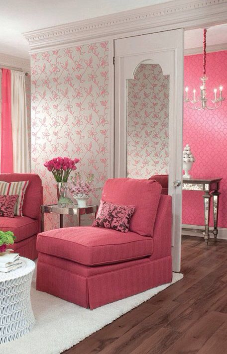 ⭐️color for the home⭐ | Pink | Pinterest | Rose, Interiors and ...