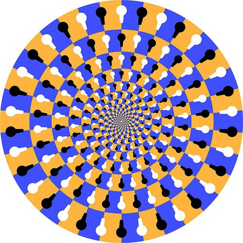 Optical Illusions For Kids Funny