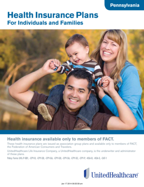 Fillable Online United Healthcare Brochure Yetter
