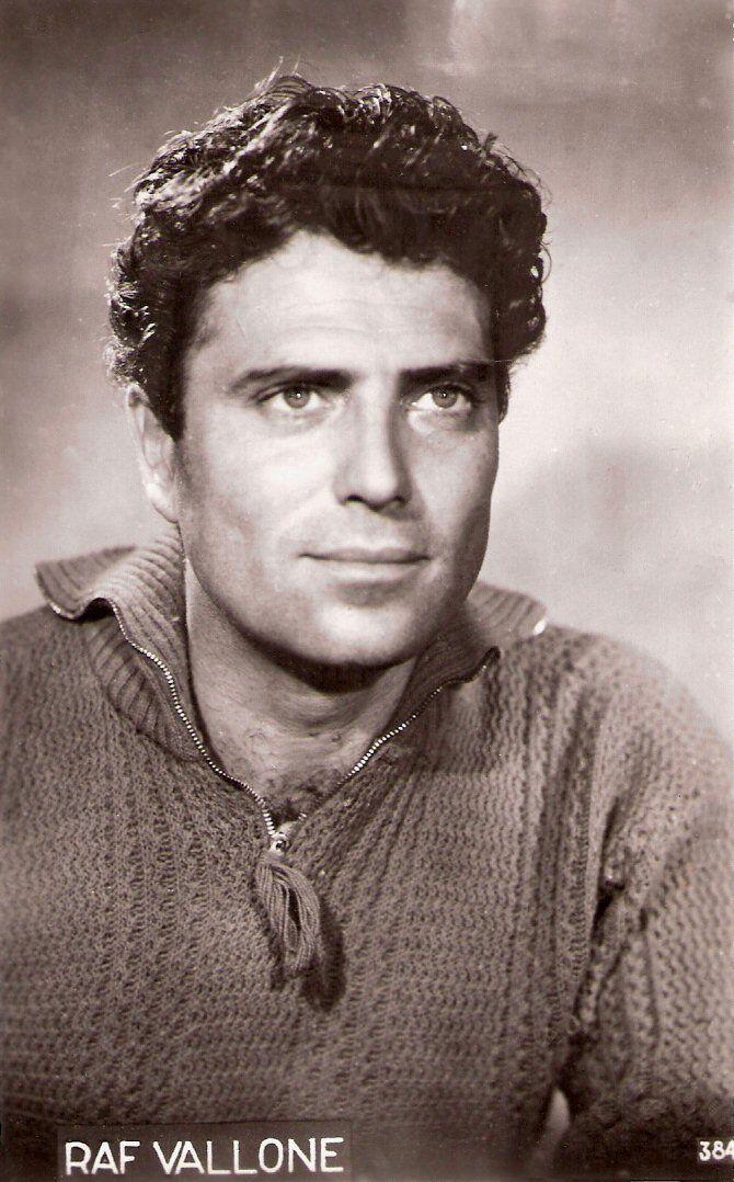 Raf Vallone | Movie stars, Young actors, Actors