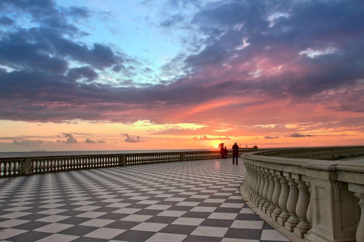 Terrazza Mascagni Livorno - Italia | Incredible Italy | Pinterest ...