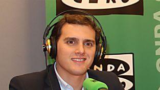 Rivera: «Una opción sería que gobernara un partido en minoría, con apoyos puntuales de la oposición»