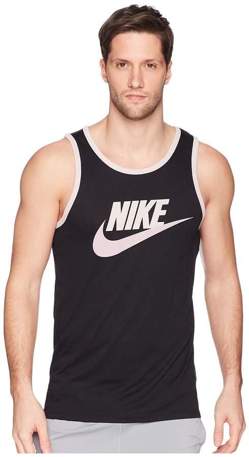 low priced 5a583 27a35 Nike Ace Logo Tank Top Men s Sleeveless