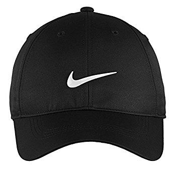 c43ab00bb Nike Authentic Dri-FIT Low Profile Swoosh Front Adjustable Cap ...