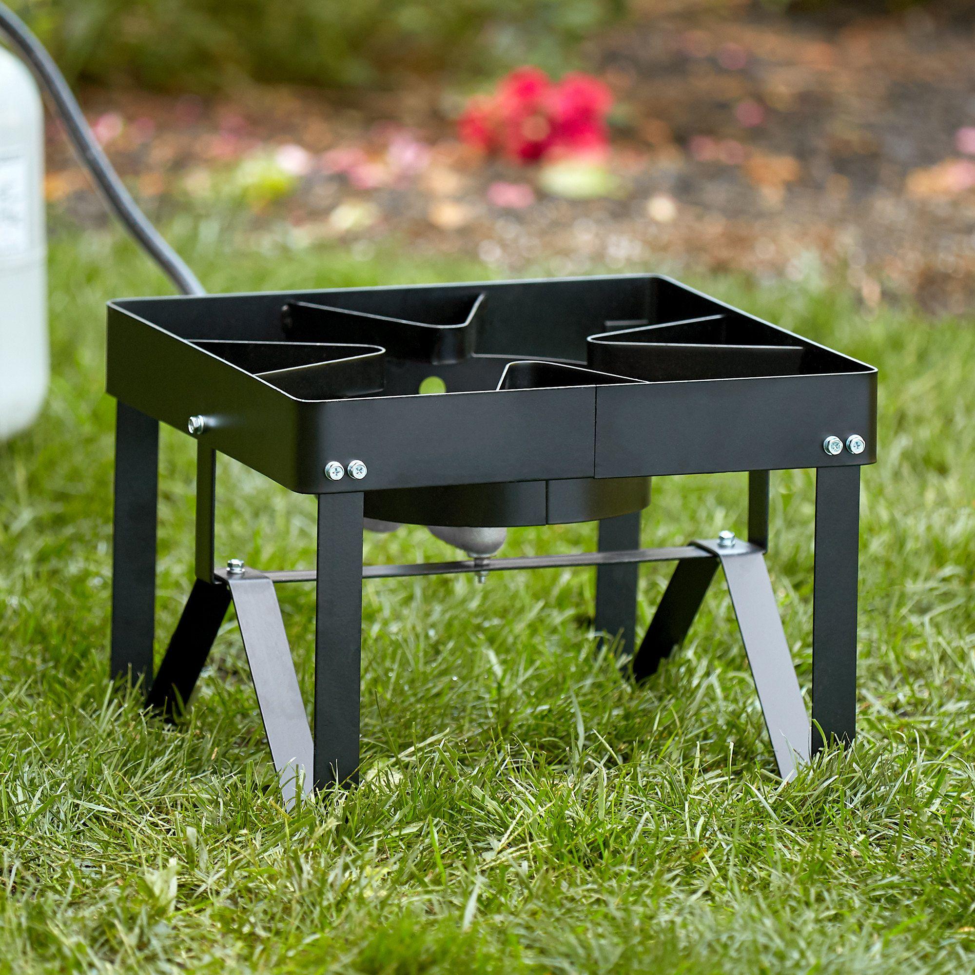 Single Burner Outdoor Patio