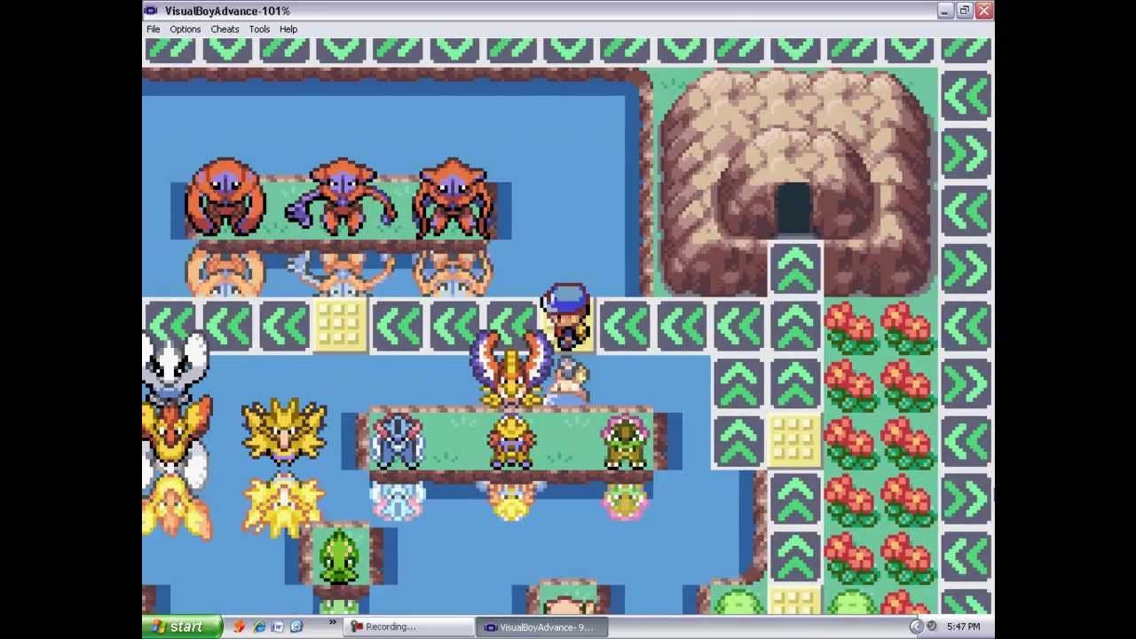 pokemon firered and leafgreen download free