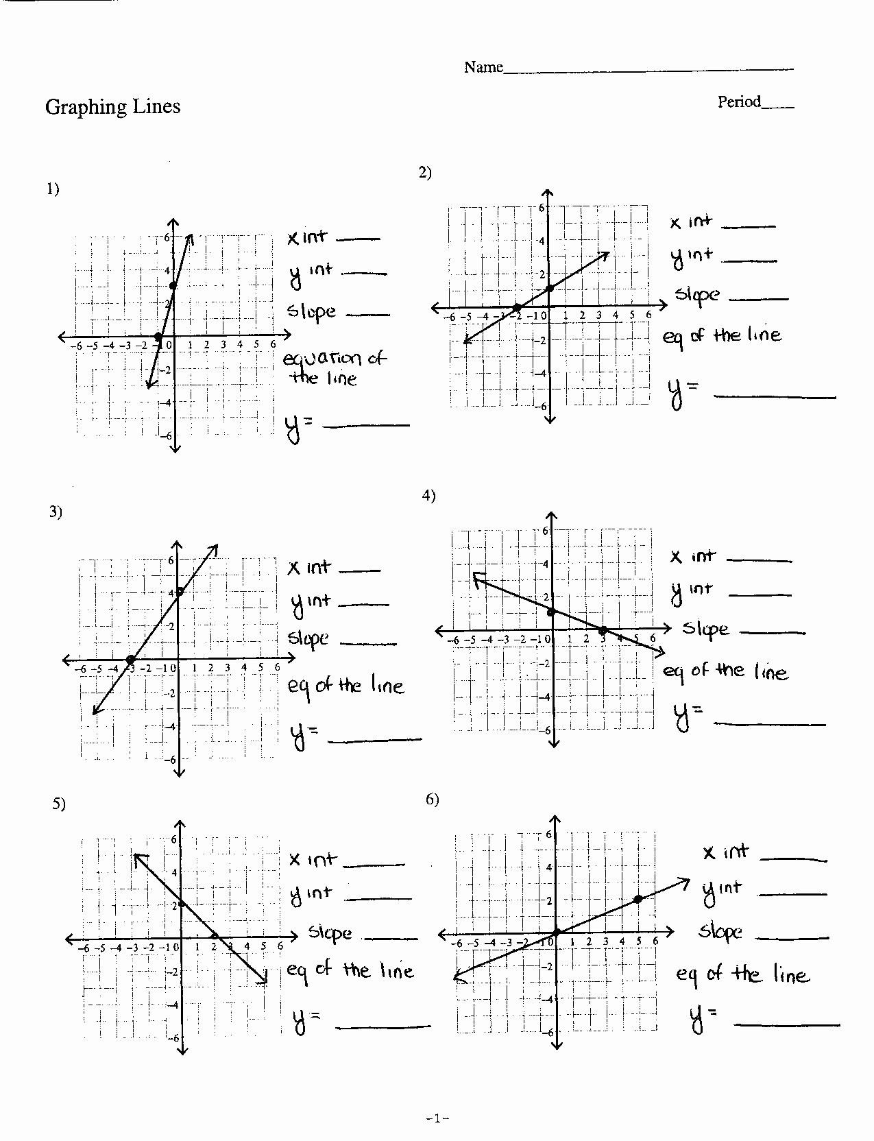 Graphing Linear Inequalities Worksheet Answers Elegant Two ...