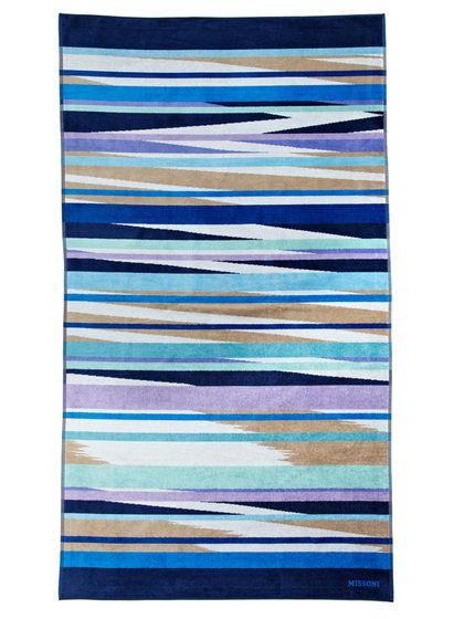 Lola Beach Towel By Missoni Home At Gilt Beach Towel Designer