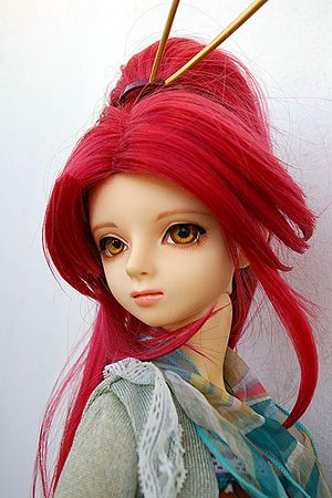 boneca de porcelana Japonesa - Pesquisa Google