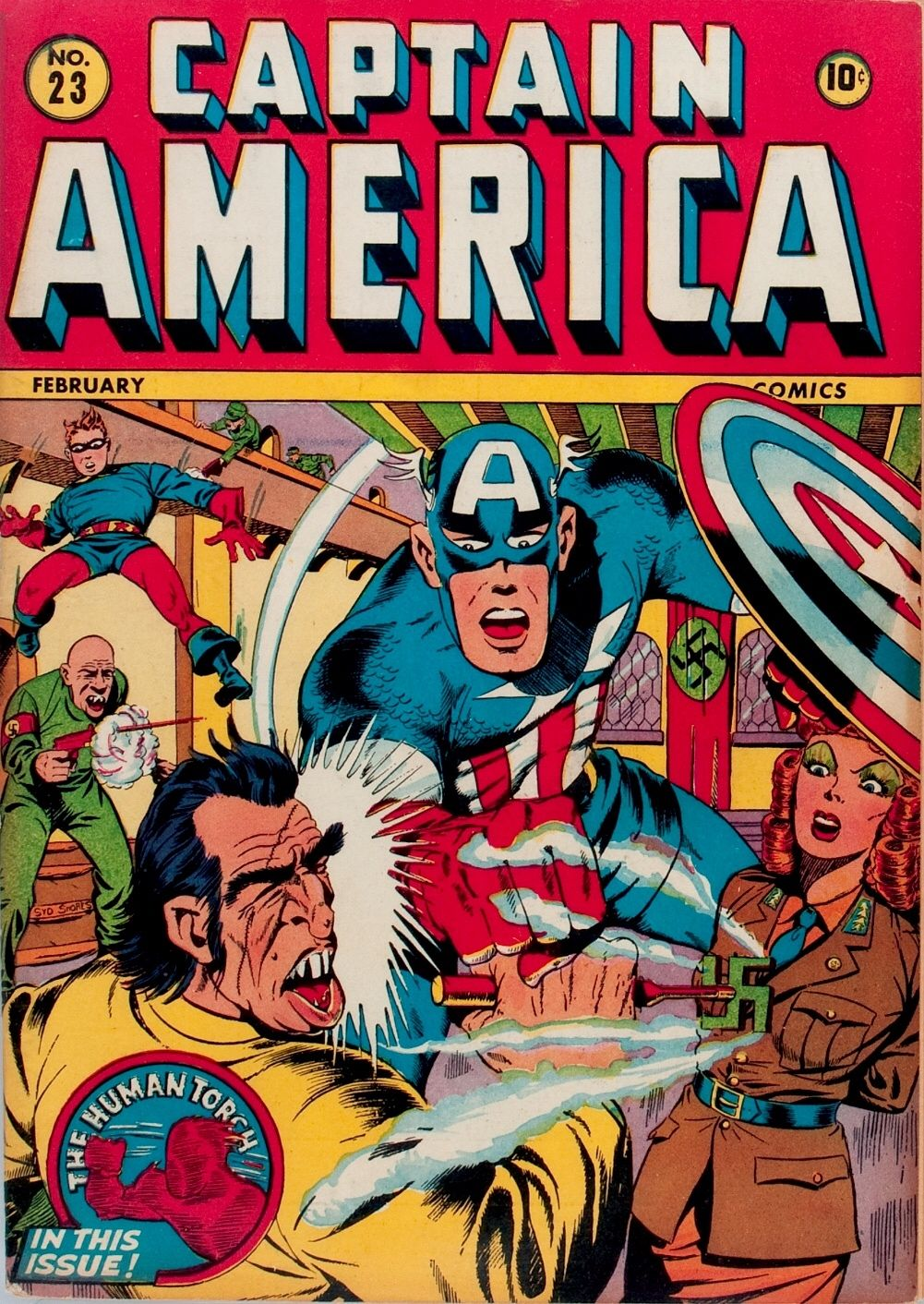 Pin by Herb Kinney on Marvel Comics | Captain america comic, Comic