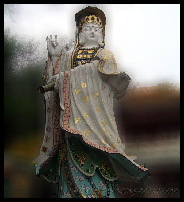 Amazing Hong Kong: Guanyin, Taoism, Hong