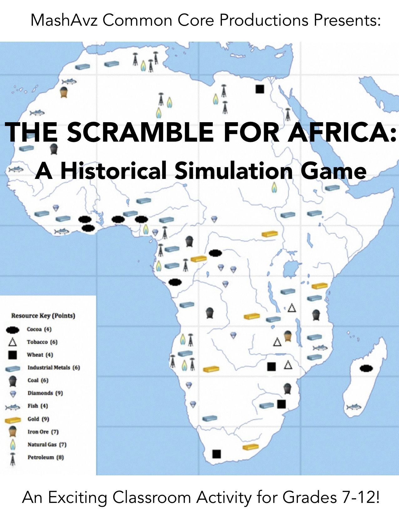 The Scramble For Africa Worksheet Answers