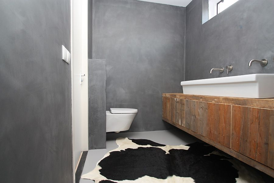 Badkamer Cemcolori - Cemcolori betonstuc voor vloer- en ...
