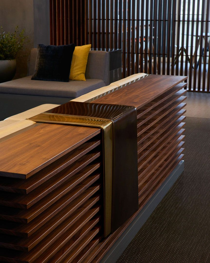 Robinson Van Noort   Contemporary Commercial Design, London   Luxury  Office, London   Reception   Office Design   Interiors   Bespoke Furniture    Bespoke ...