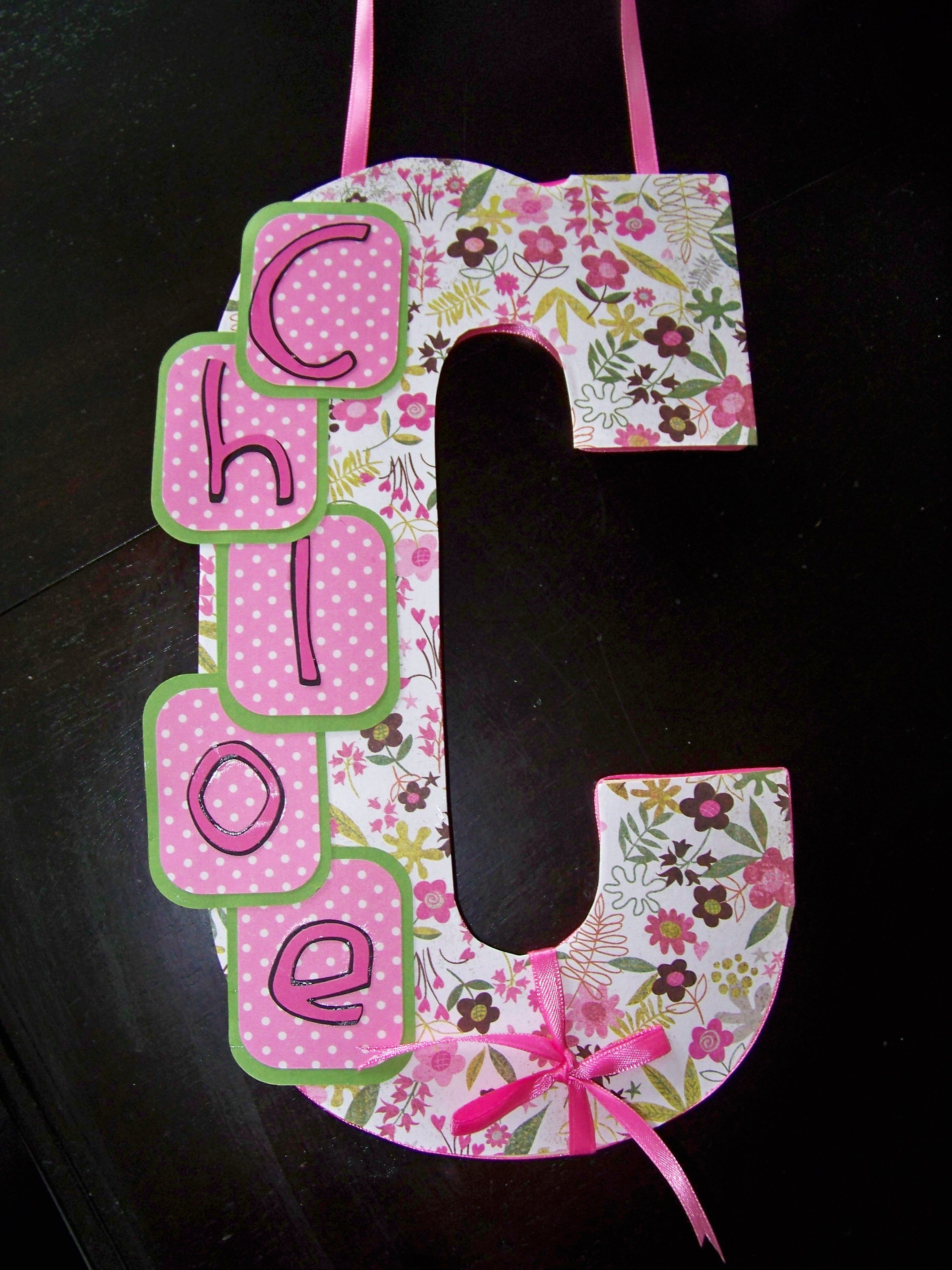 Name Plaque Pinned It Did It Name Plaques Ra Door Tags Crafts