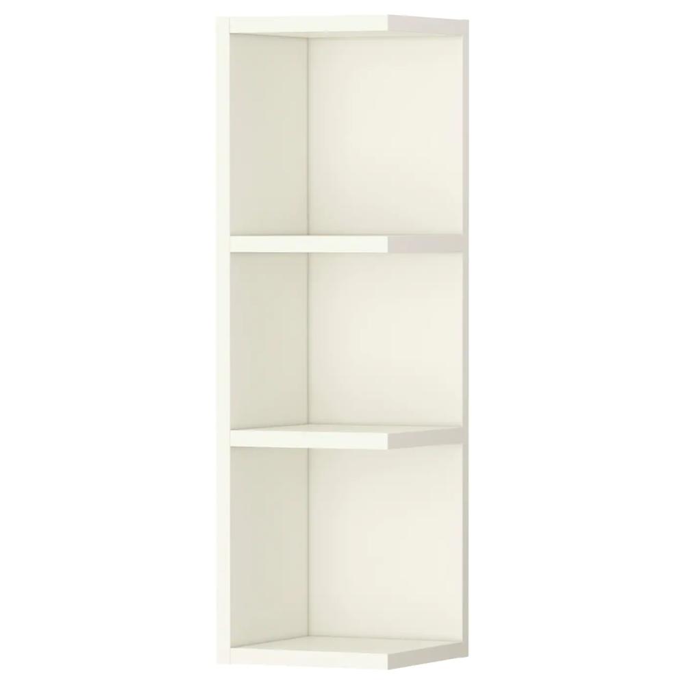 Lillangen End Unit White 7 1 2x7 1 2x25 1 4 Ikea Ikea Shelves Shelving