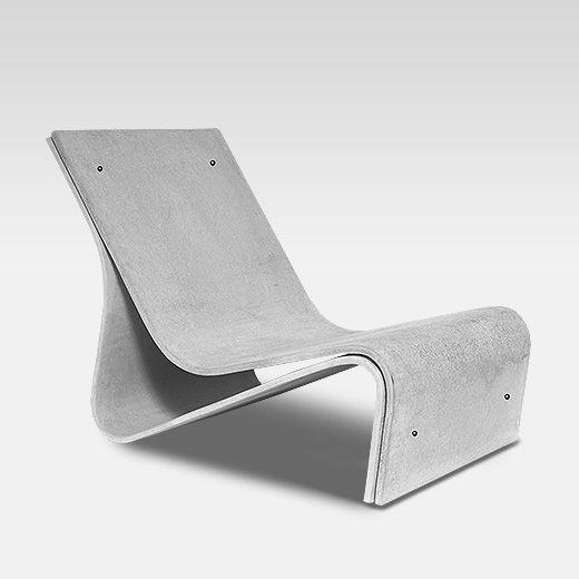 Sponeck Stuhl u2013 Eternit Mehr als ein Dach Ideen Pinterest - design schaukelstuhl beton paulsberg